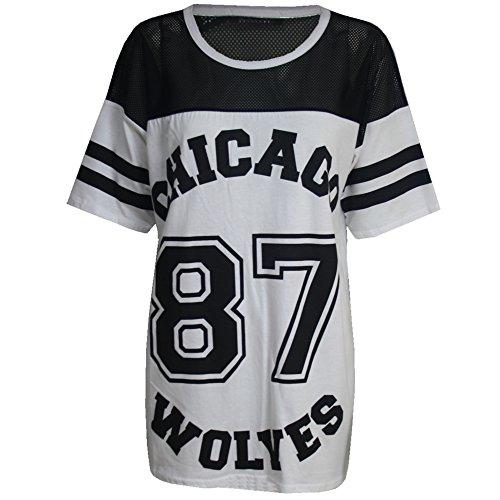 American Football Shirt Damen